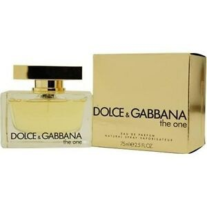 D&G THE ONE WOMEN (Europe Authentic Perfume )