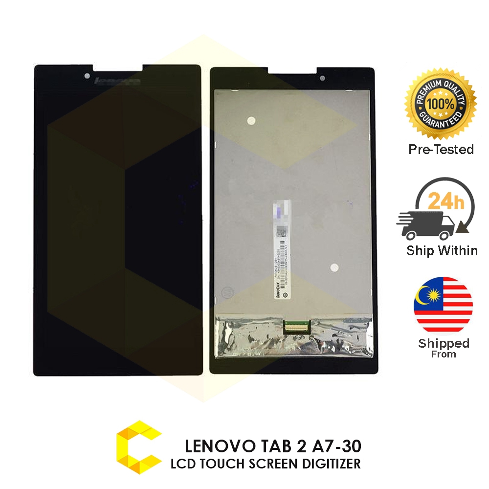 CellCare Lenovo Tab 2 A7-30 LCD Touch Screen Digitizer