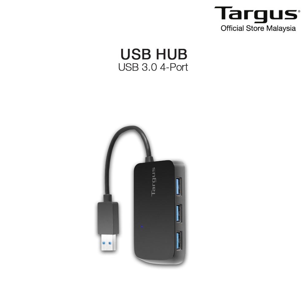 Targus Hub 30 4 Port Shopee Malaysia Orico W5ph4 Ports Usb Portable