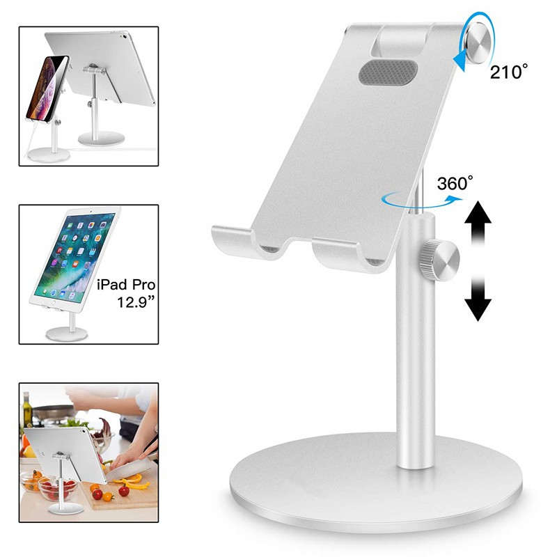 Adjustable Multi-angle Mount Holder Stand For Tablet//eReader//Cellphone//iPad Air