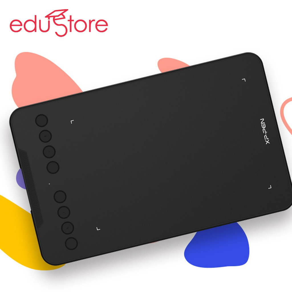 XP-PEN Deco mini 7 Digital Graphics Drawing Tablets For Android & PC with Tilt Function Battery-Free Stylus