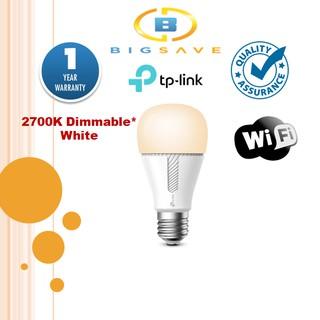 Tp Link Tapo L510e Smart Wifi Light Bulb Dimmable 1706 Tplink Shopee Malaysia