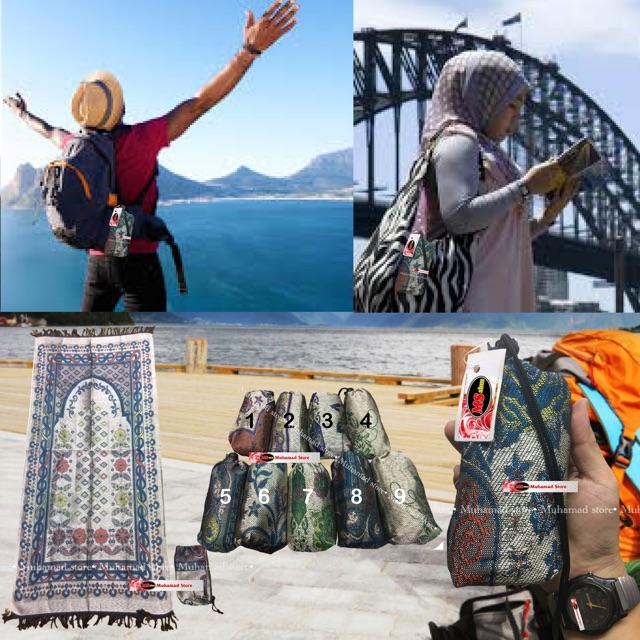 Muhamad Sejadah Travel Uncang