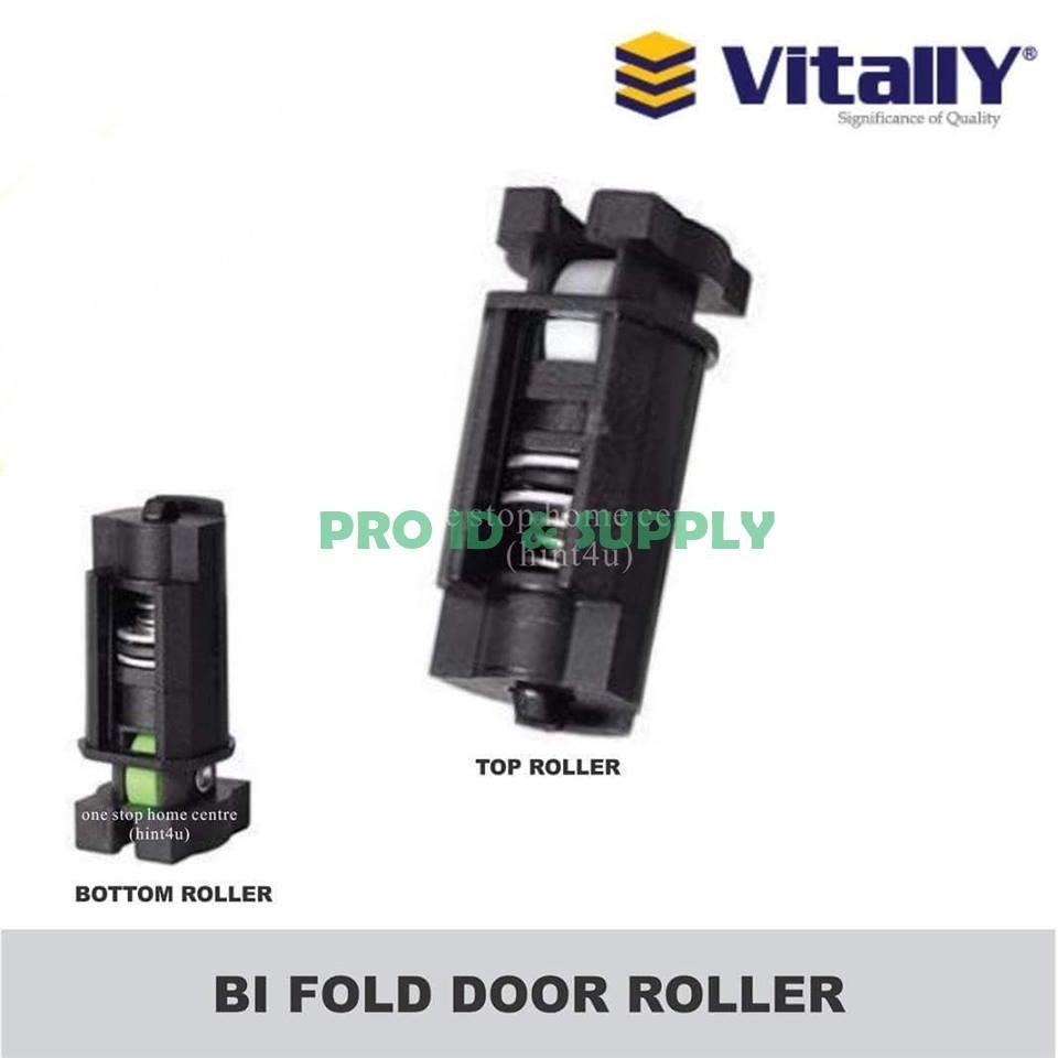 VITALLY BI-FOLD MINI LITE DOOR ROLLER REPLACEMENT