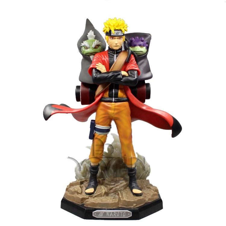 Anime Figures 14CM Naruto Shippuden Uzumaki Naruto Sennin