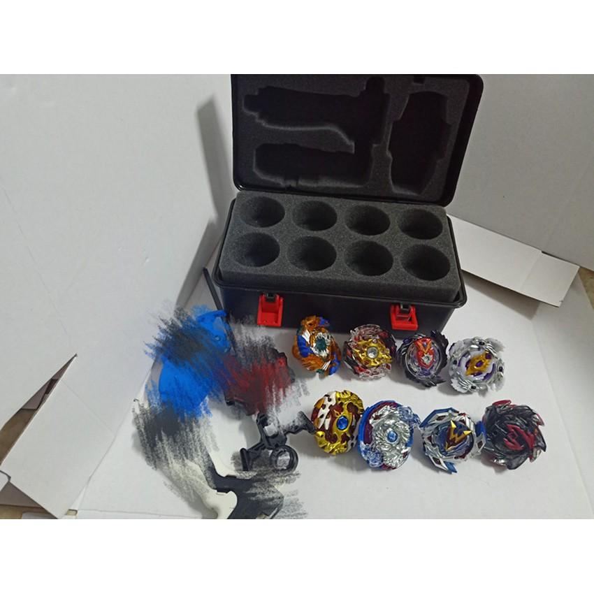 Burst set with launcher handle gyro tool box set