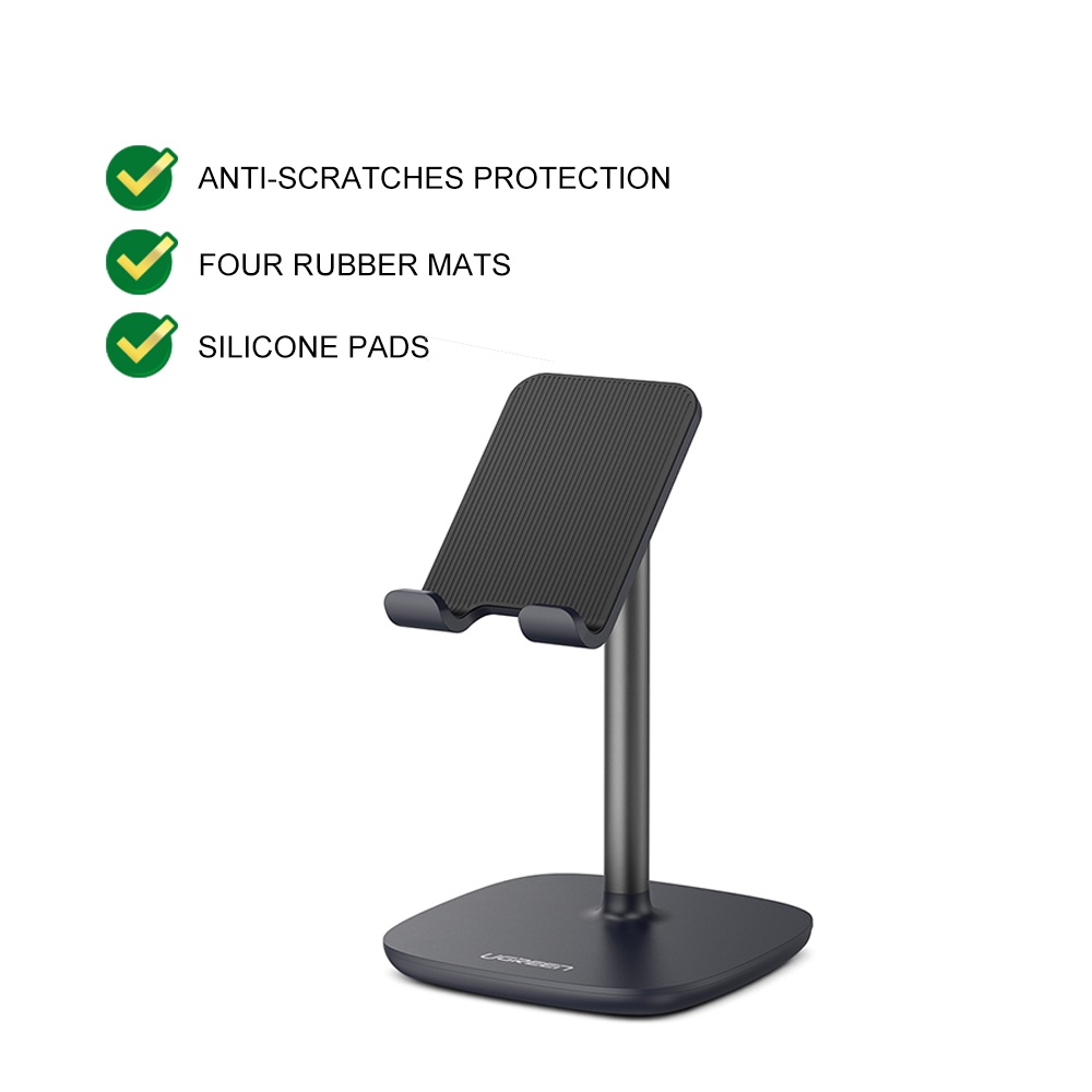 UGREEN Phone Stand for iPad Holder Desk Adjustable Compatible for iPad Pro Nintendo Switch