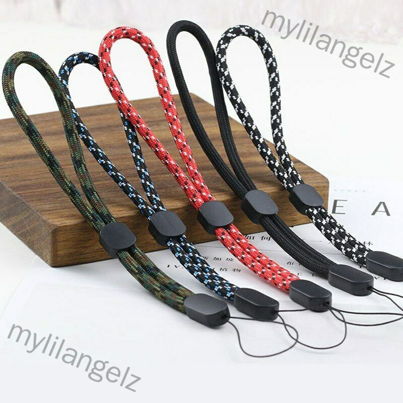 Mylilangelz Superior Adjustable Wrist Strap Lanyard for Cell Phone DSLR Camera GoPro HERO (READY STOCK)