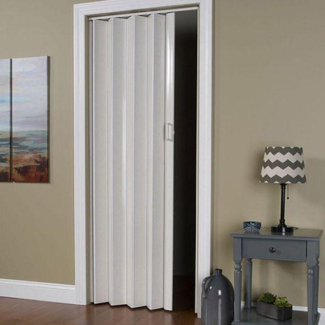 Pintu Tandas Lipat Pvc Folding Toilet