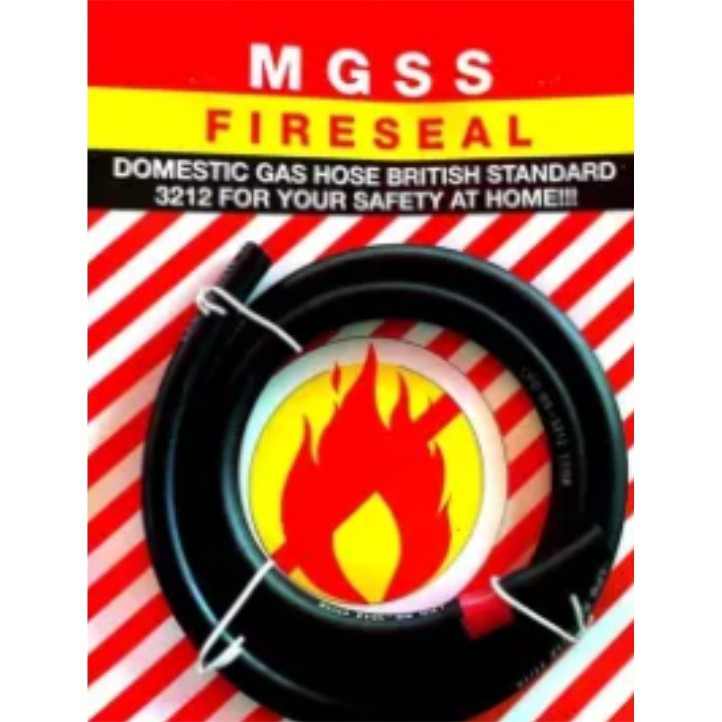 HIGH QUALITY MGSS FIRESEAL 1.4-METER Safety Gas Hose