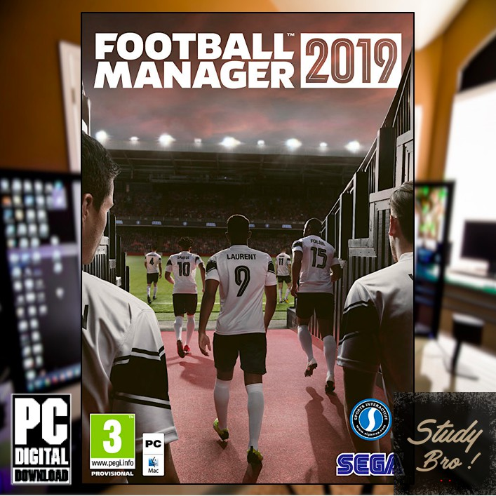Football Manager 2019 - PC OFFLINE Game [Digital Download] | PC GAME
