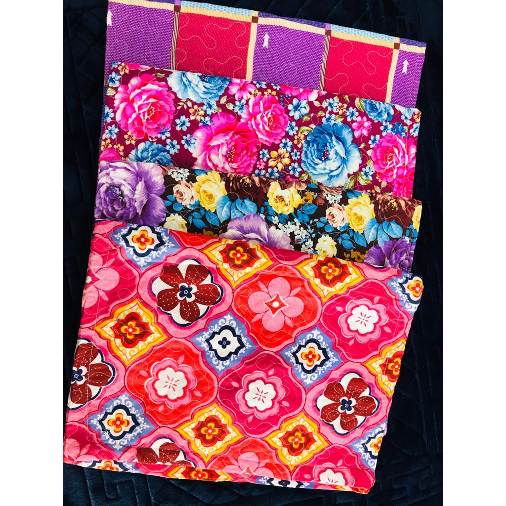 Sarung Batal Patchwork Clearance Stock ( 73cm x 43cm)