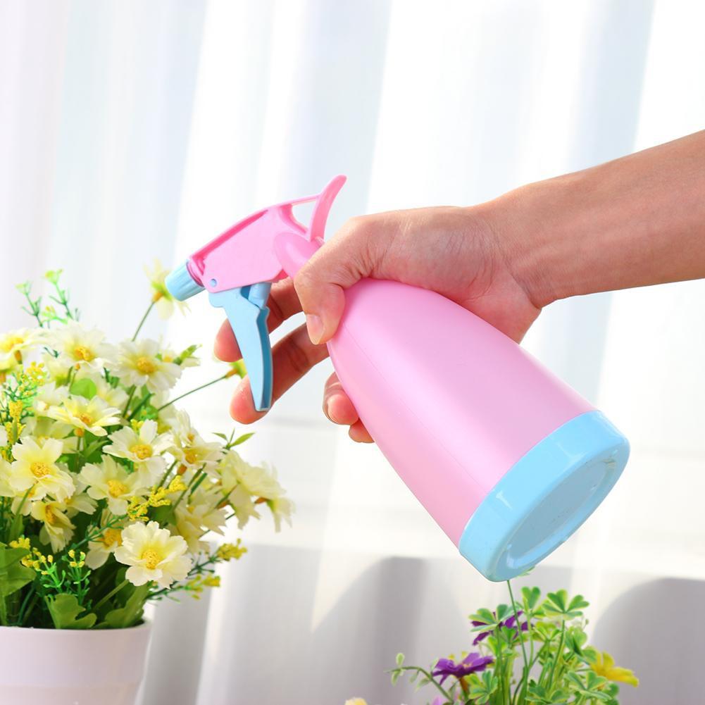 43c205b18c54 Portable Hand Pressure Gardening Watering Spray Bottle Beauty Spray Kettle  Water Cans