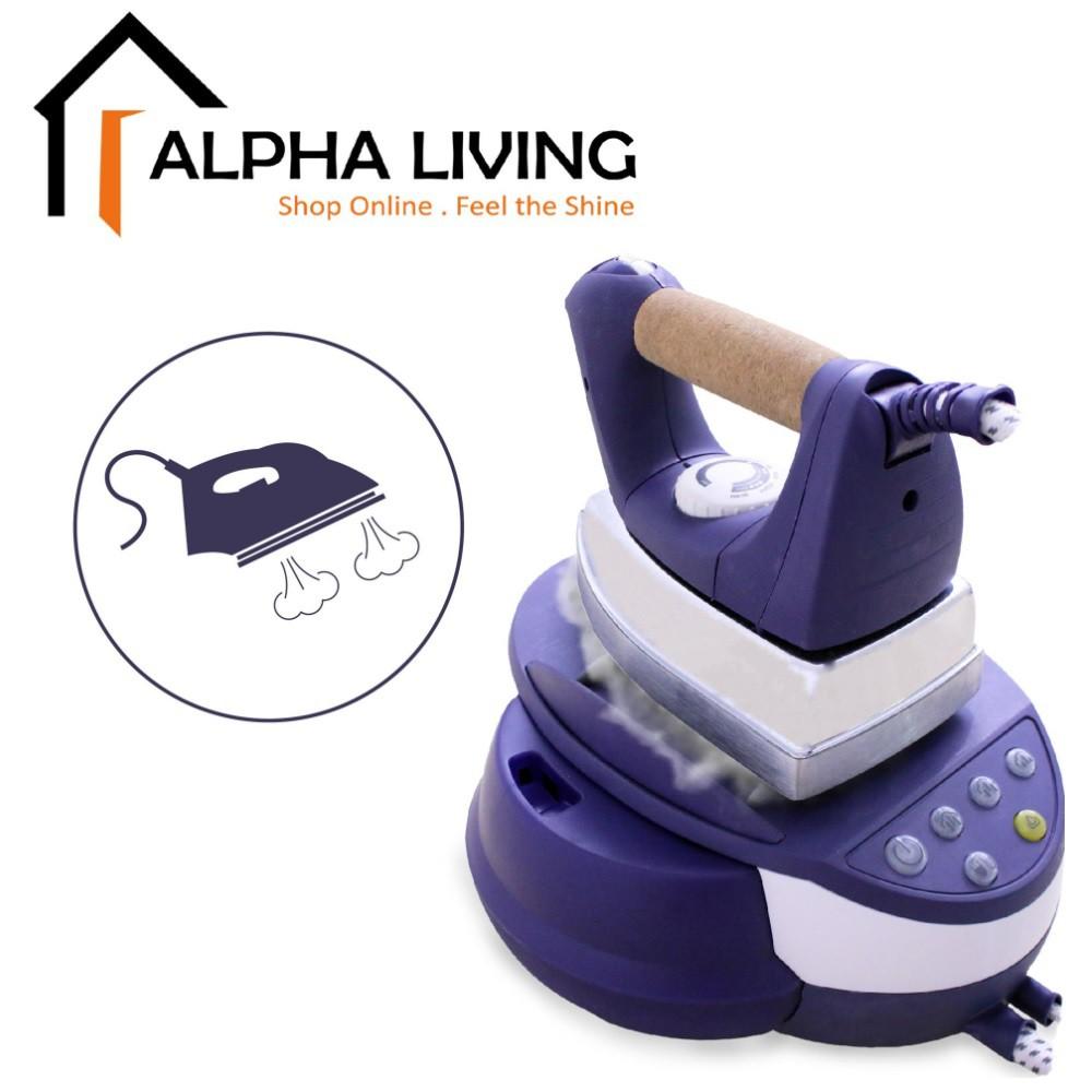 Alpha Living Steam Generator Iron HEA0055