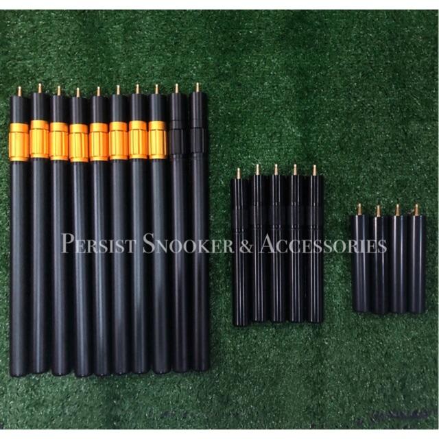 Thailand Snooker Cue Aluminium Extension - Cue Tip cue chalk snooker pool cue case cue accessories kayu snuker 台球杆