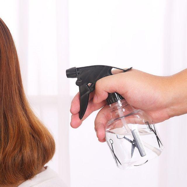 300ml Barber Salon Hairdressing Haircut Water Bottle Sprayer