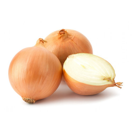 Onion Yellow (500G+-/PKT)