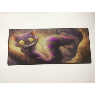 0ca5c61581b alice madness big size Cat mouse pad 30x90cm computer game mouse pad ma