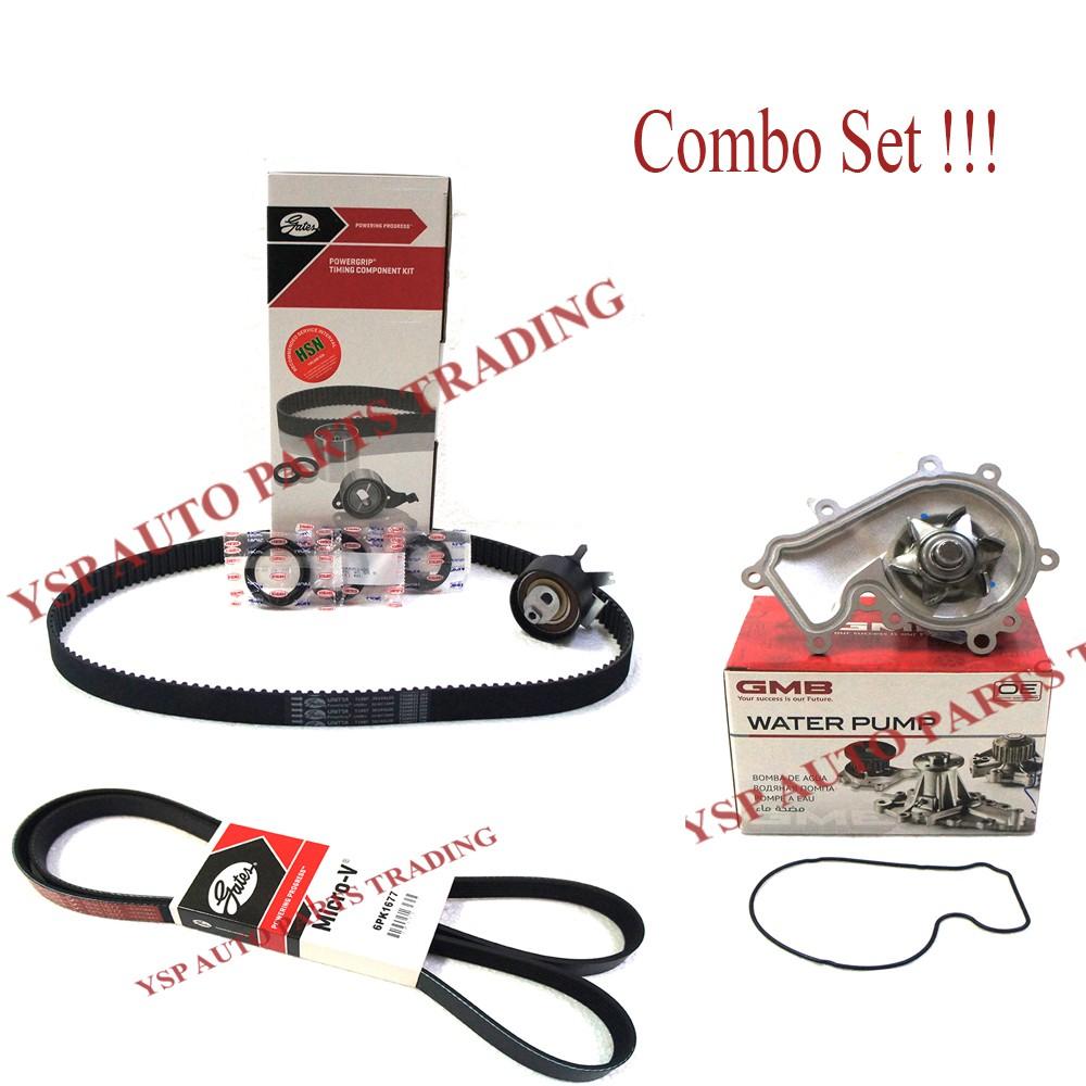 Timing kit set water pump gmb japan shopee malaysia ccuart Images