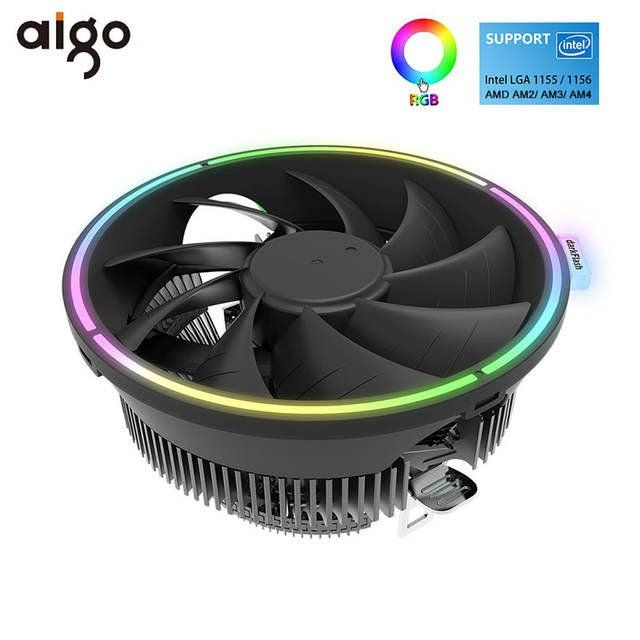 Aigo Darkflash Darkvoid RGB CPU Cooler For Intel & AMD
