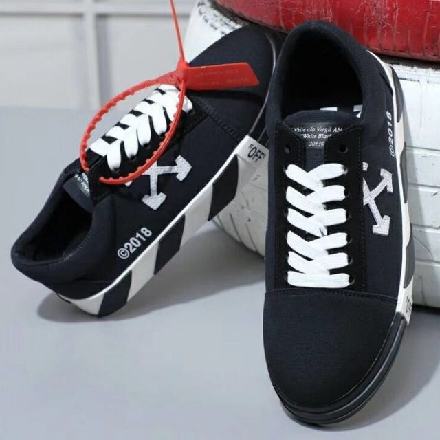 Off White CO Virgil Abloh 18FW Off White Shoes Hypebeast Sneaker Hypebeast  Shoe  Shopee Malaysia
