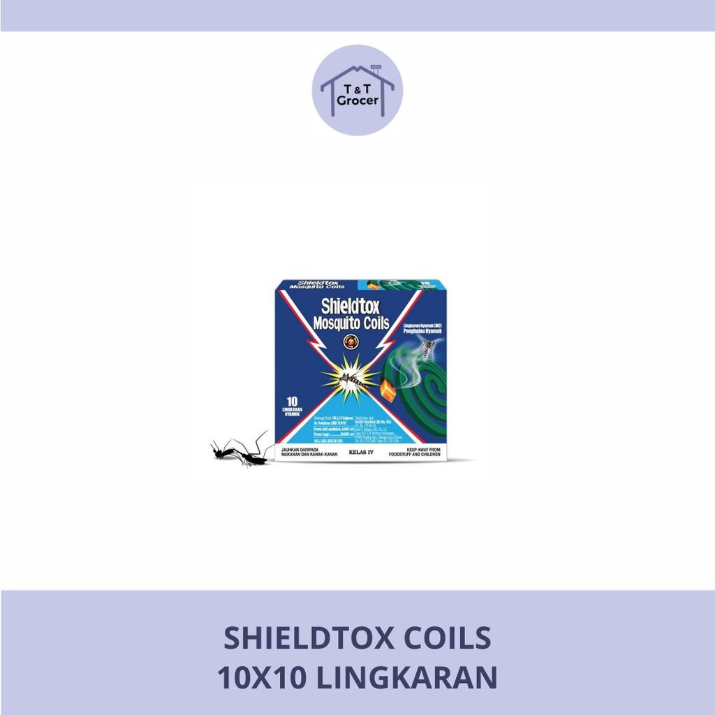 Shieldtox Coils 10x10 Lingkaran