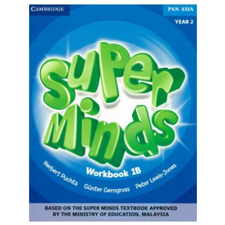 Buy Ready Stock Superminds Workbook 1a 1b Seetracker Malaysia