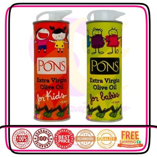 🇪🇸 🔥HOT ITEM🔥Pons Olive Oil for Babies & Kids | Shopee Malaysia