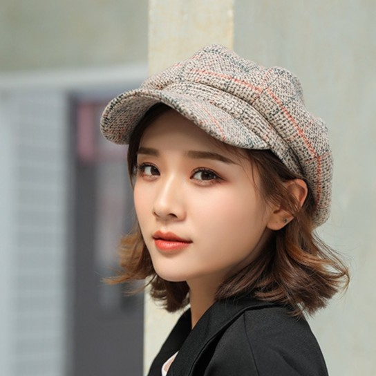 481d7d06bafd women beret - Hats & Caps Prices and Promotions - Fashion Accessories Jul  2019 | Shopee Malaysia