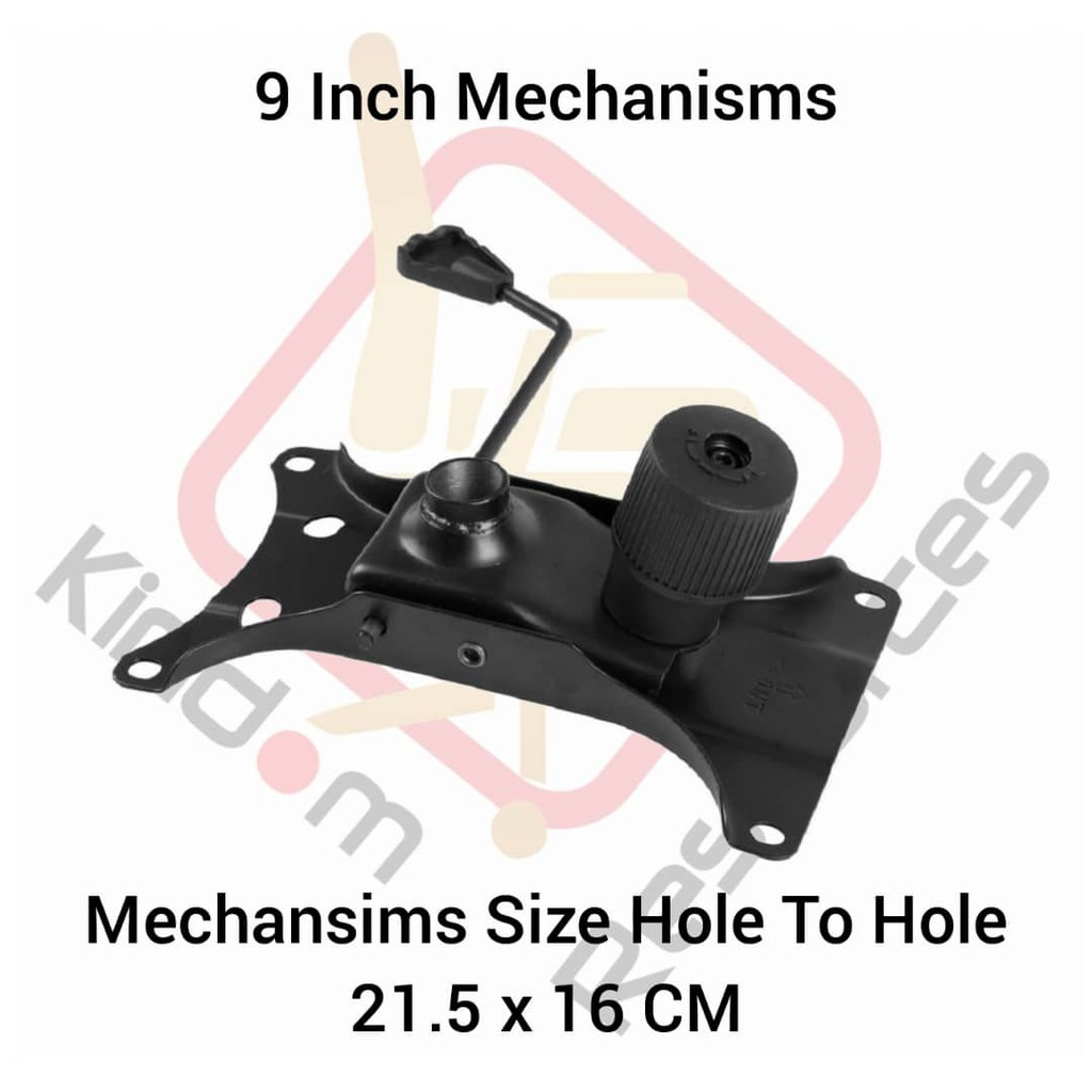 Office Chair Mechanism Heavy Duty Without Noise (Office Chair Hydraulic / Gas Pum / Office Chair Sport Wheels)