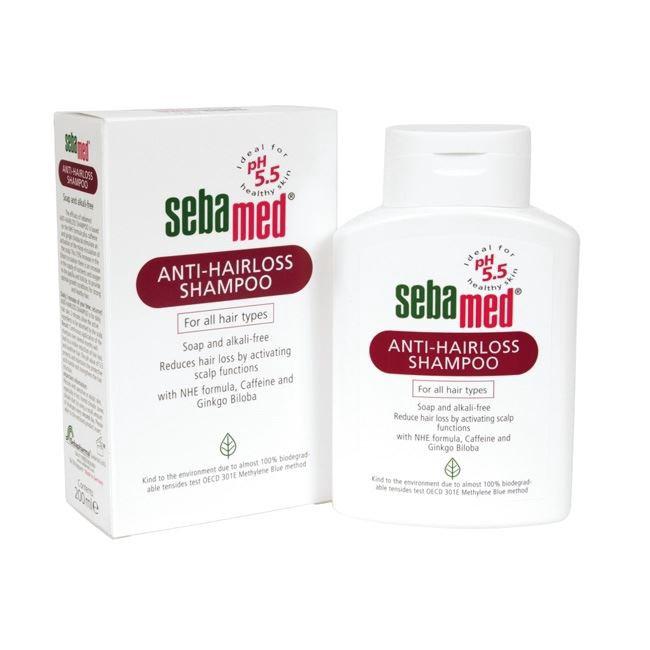 Sebamed Anti Hair Loss Shampoo 200ml