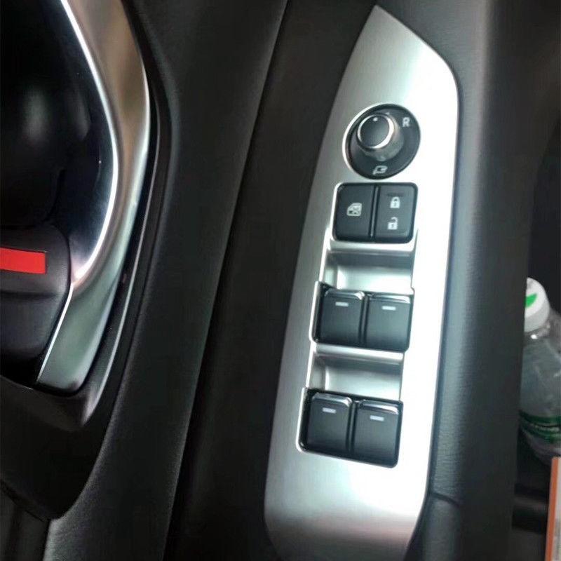 ABS Matt interior Car Door Inner Door Handle Bowl for Mazda CX-5 CX5 2017 2018