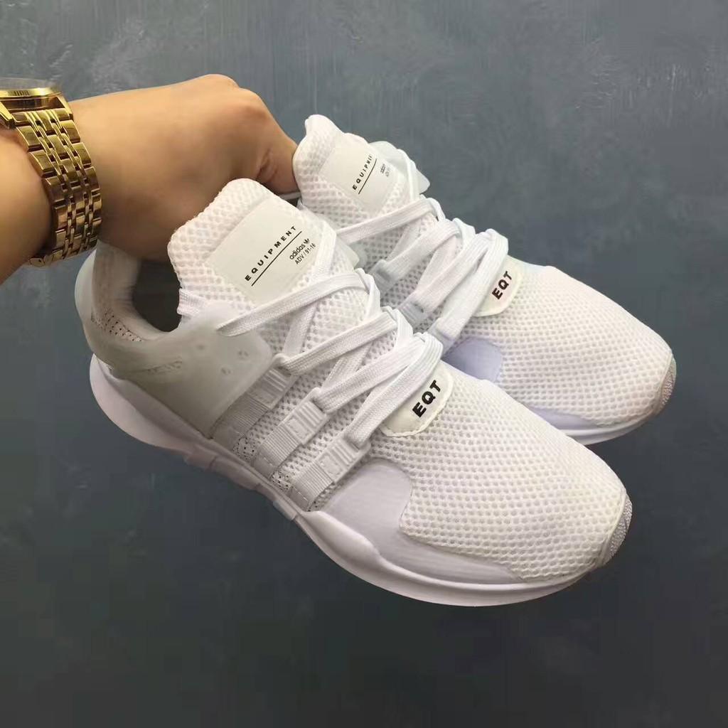 sale retailer 72cda 9a997 Adidas shoes Adidas shoes EQT shoes Crocs pure white  Shopee