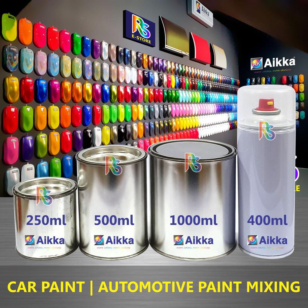 Car Paint Mixing Cat Bancuh
