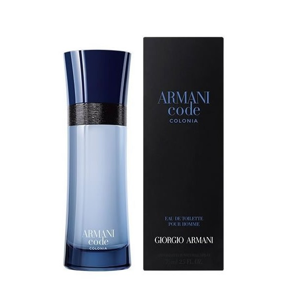 armani code colonia 125ml