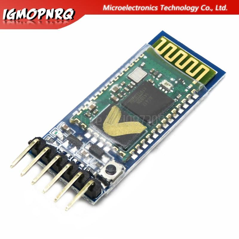 HC05 master-slave 6pin JY-MCU anti-reverse integrated Bluetooth module wireless