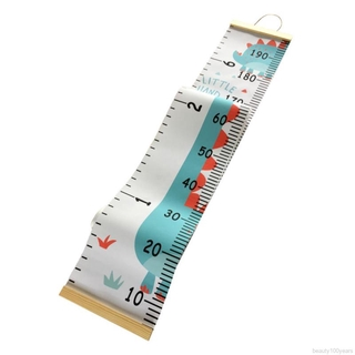 Hanging Canvas Height Measurement Ruler Kids Growth Chart ...