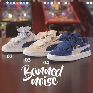 quality design 2ba80 22c73 Available Ori Puma Suede Basket heart READY STOCK Rihanna ...