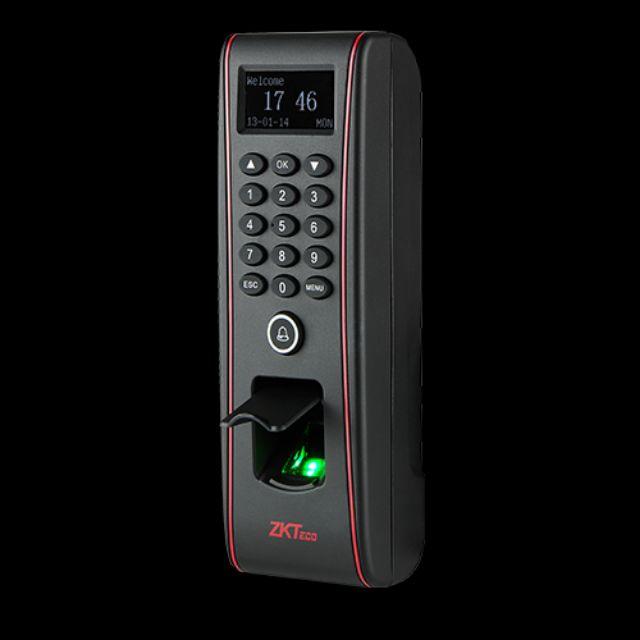 ZKTECO TF1700 Weatherproof Fingerprint Time Attendance & Access Control