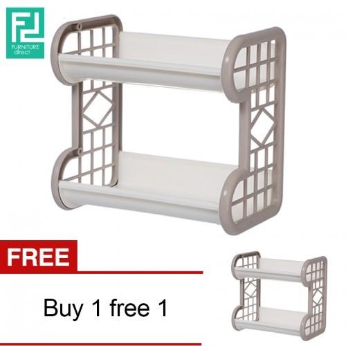 Buy 1 free 1- Century 1328 multipurpose plastic rack