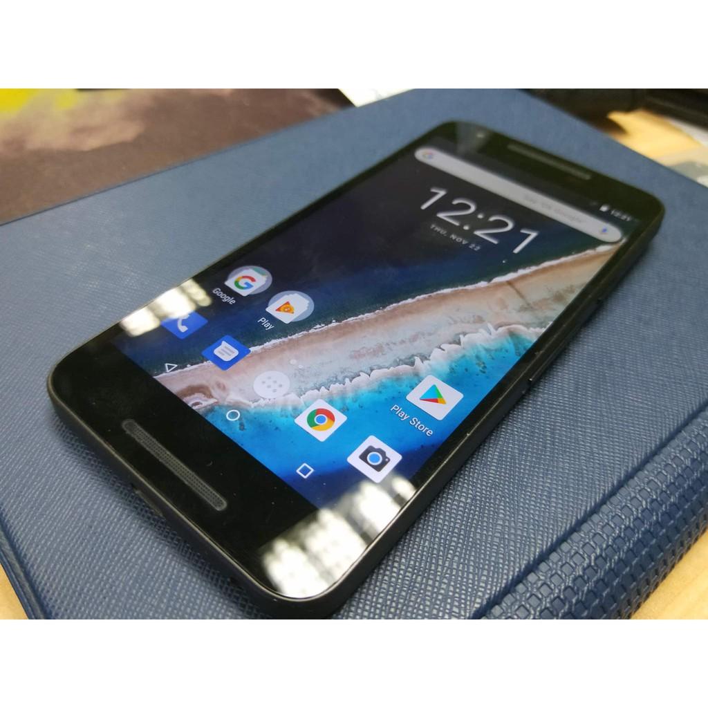 LG NEXUS 5X  32g .2g ram ,Android 8.1 used Set