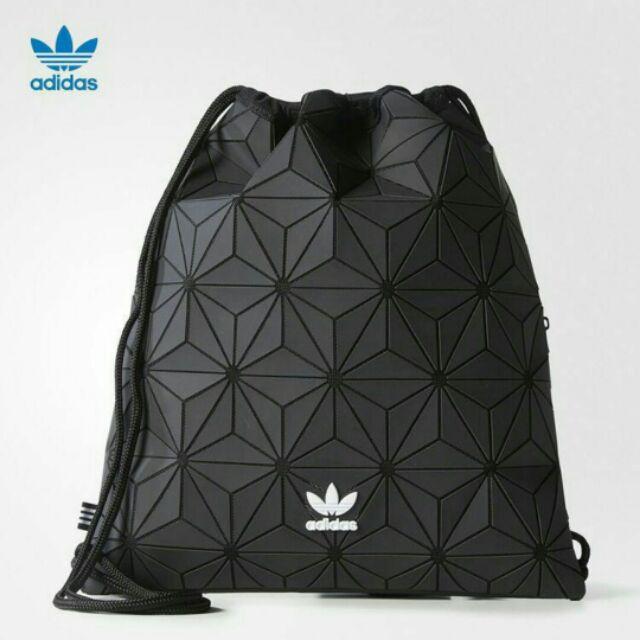 a0e1ec4871ba   Ready Stock   Adidas 3D Gym Sack Backpack