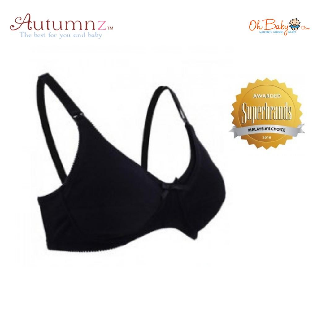 45652cffbf6a4 Summertz cotton lightly padded nursing bra fabulousmom | Shopee Malaysia