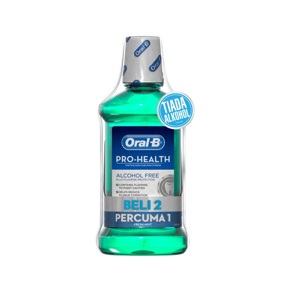 ORAL-B ProHealth Mouth Rinse Spearmint