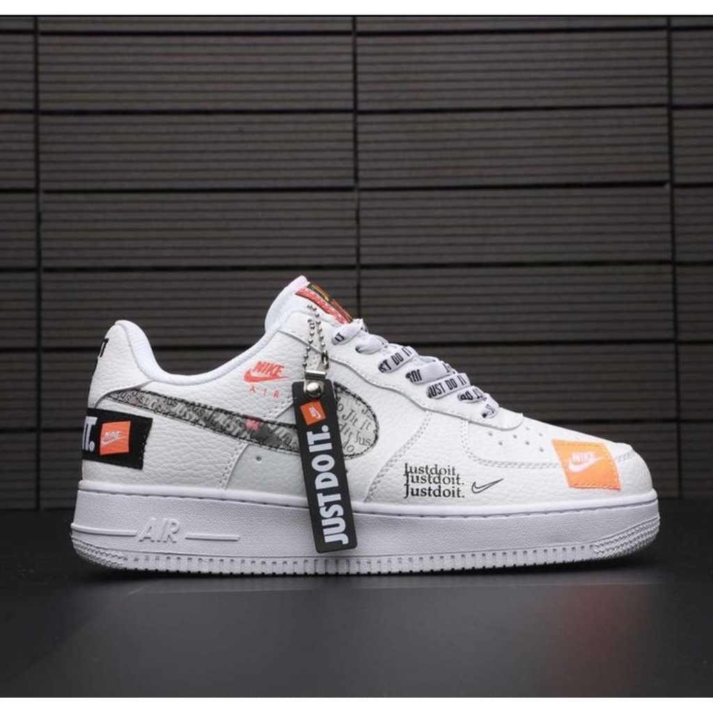 nike air force 1 just do it stockx