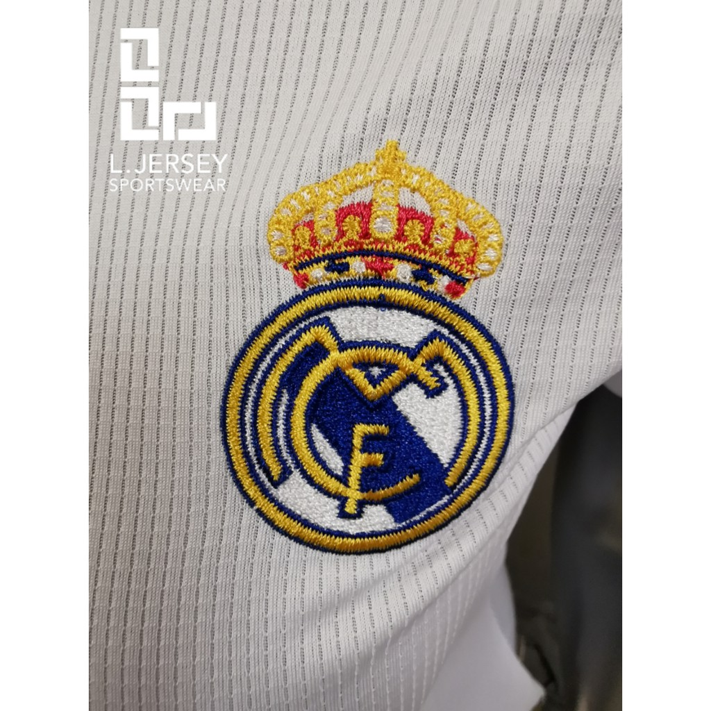 Real Madrid Women Home Season 19/20 CLIMALITE Fans Jersey