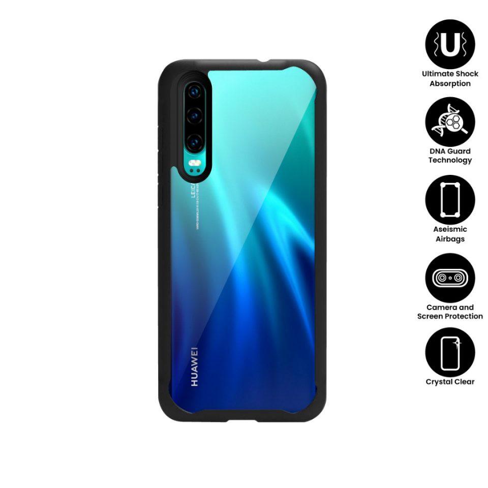X.One® DropGuard 2.0+ Impact Protection Case for Huawei P20, P20 Pro, P30,P30 Pro Xone