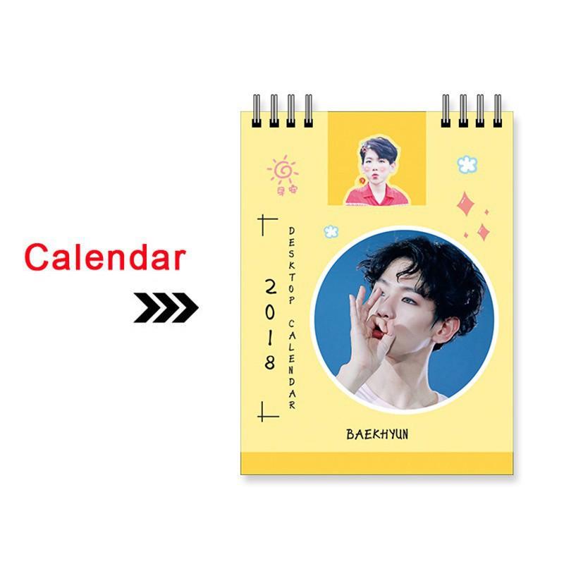Beads & Jewelry Making Enthusiastic Kpop Exo Album Baekhyun Lomo Cards K-pop New Fashion Self Made Paper Photo Card Hd Photocard