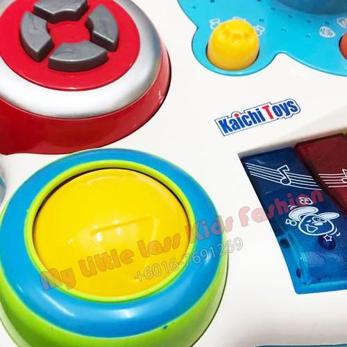 Musical Illuminating DJ Mixer Piano Toy