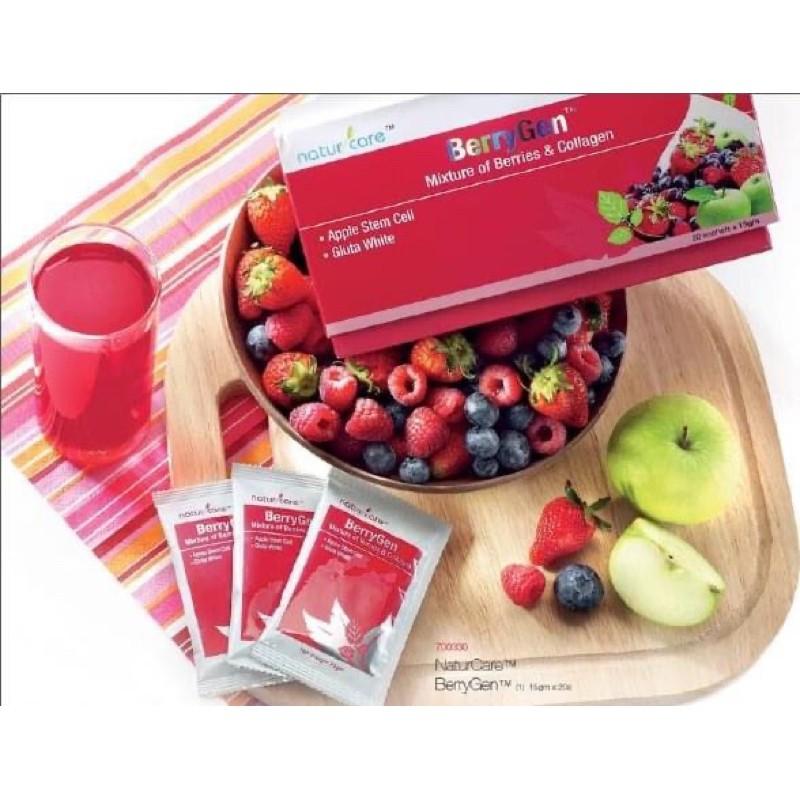BerryGen NatureCare Tupperware